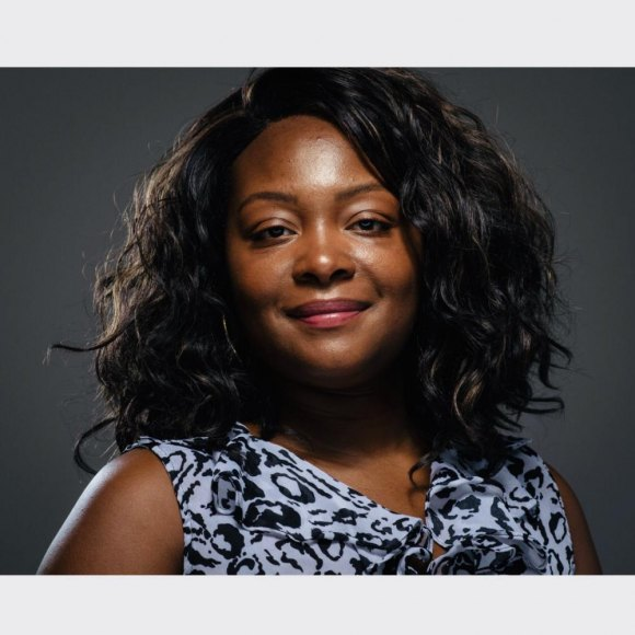 Eneaqua Lewis is running for the Common Council from 2-4 River Road.