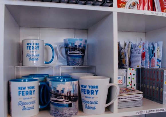 At long last, we do have ferry service to inspire mugs.