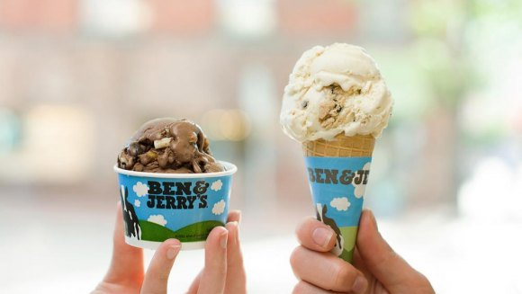 Free Ben & Jerry's Ice Cream, Monday Afternoon on Roosevelt Island