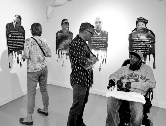 Sights & Sounds, Coler's Resident Artists' Work at Gallery RIVAA