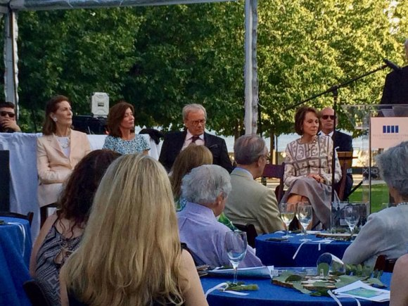 Sunset Garden Party 2017, honoring Tom Brokaw