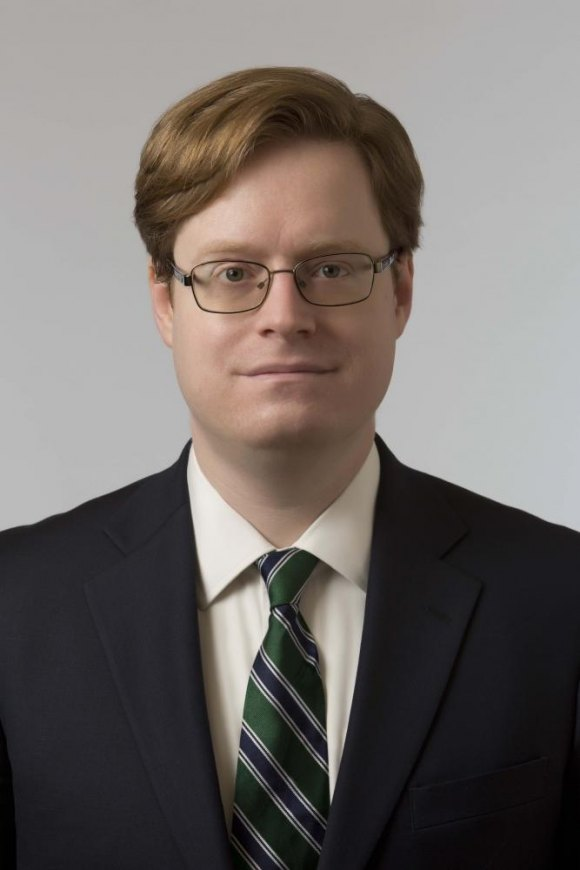 Justin Ellis, Southtown candidate for RIRA Common Council