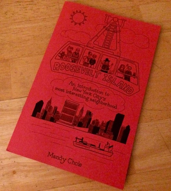 "Mandy Choie's ""Roosevelt Island: An Introduction to New York City's most interesting neighborhood"""
