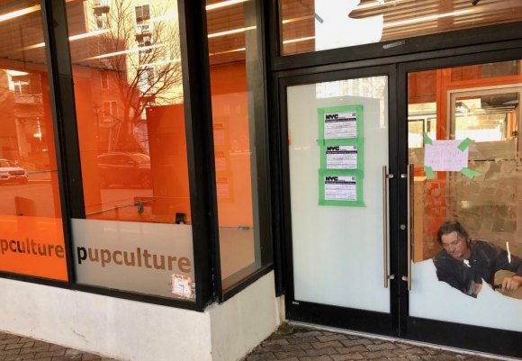 After: PupCulture Edges Near Not Yet Announced Opening Date