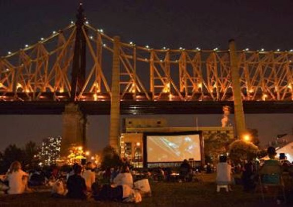 CHANGE: Outdoor Movie Doubleheader for Roosevelt Island, This Weekend