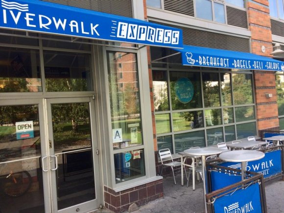 Riverwalk Bar & Grill rumored to close on Monday.