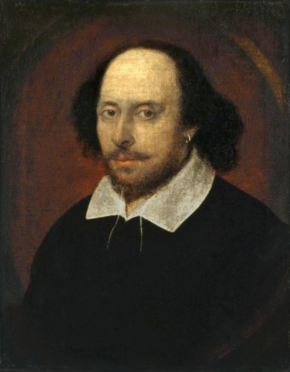 Shakespeare, National Portrait Gallery London