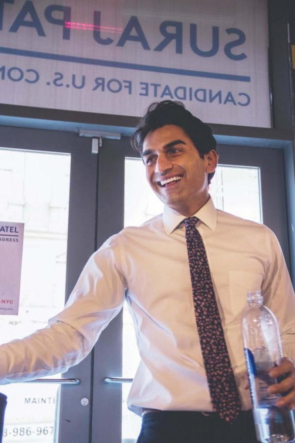 Suraj Patel Seizes The Times In Fight For Congress