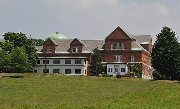 Willard Psychiatric Center, 1869 to 1995, now a State correctional facility