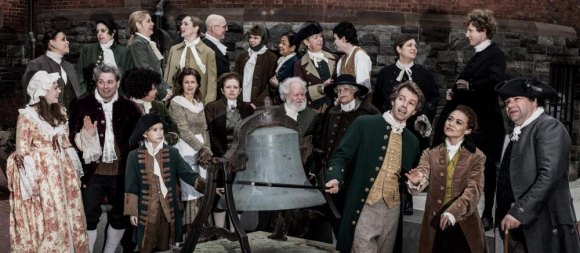 The full cast of 1776