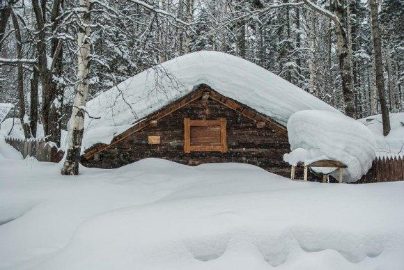 Siberia - I'd hibernate, wouldn't you?