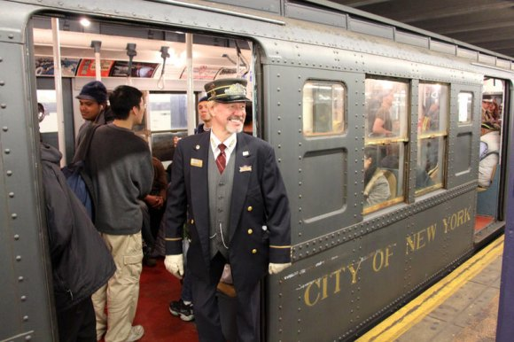 Get Onboard! MTA Holiday Nostalgia Trains 2019