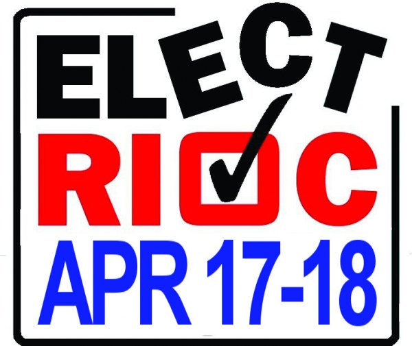 The Original Logo for the RIOC Board Nominating Elections