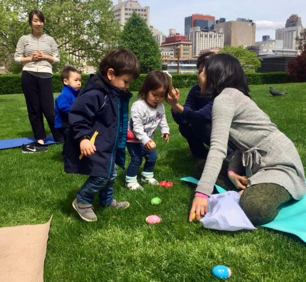 June 8th, RI Parents' Network MoM Walk and Yoga with Maiko