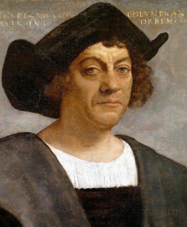 Assumed Portrait of Christopher Columbus