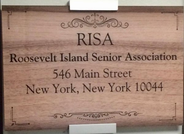 "RISA has identify confusion. Their plaque and tax returns say ""Senior,"" but their website says, ""Seniors."" Both smell bad."