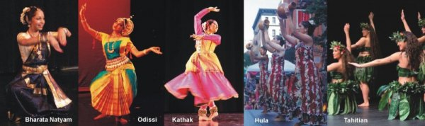 Sunday, September 24th, 2:00 p.m., Lotus Music & Dance Showcase at MST&DA