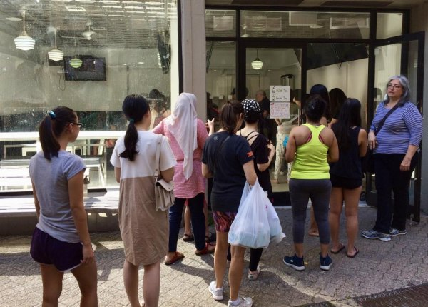 """""""Soft Opening"""" for Bubble Tea. First 30 customers are treated for free."""