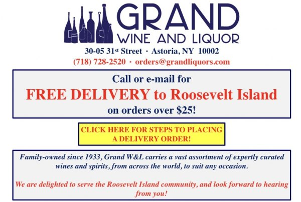 Grand: Great Wines, Spirits, Free Delivery