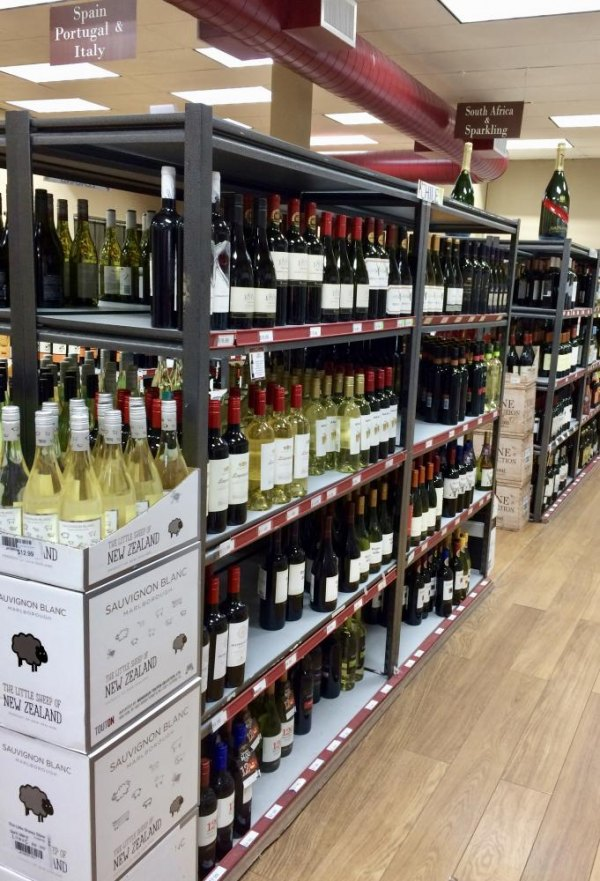How To Buy at Grand Wine and Liquor