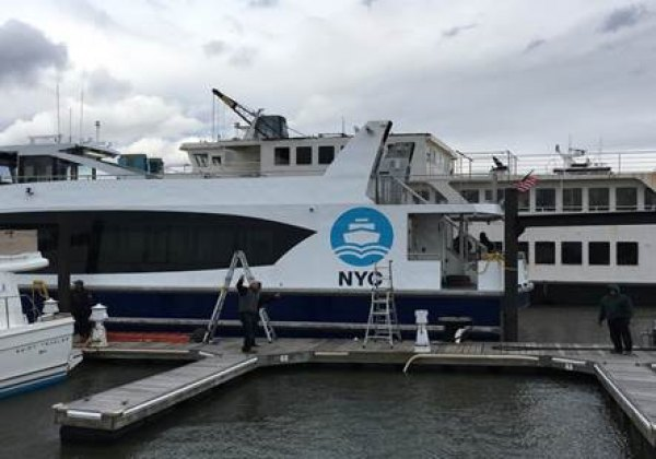 Citywide Ferry needs more of these to meet demand...