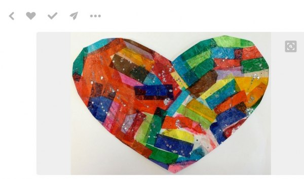 February 11th, RI Parents' Network Valentine Month Craft Workshop