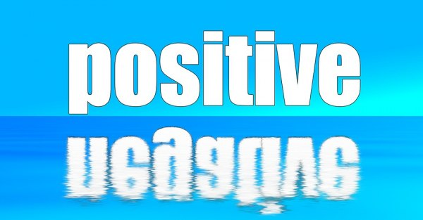 Positive/Negative Graphic Courtesy of Pixabay